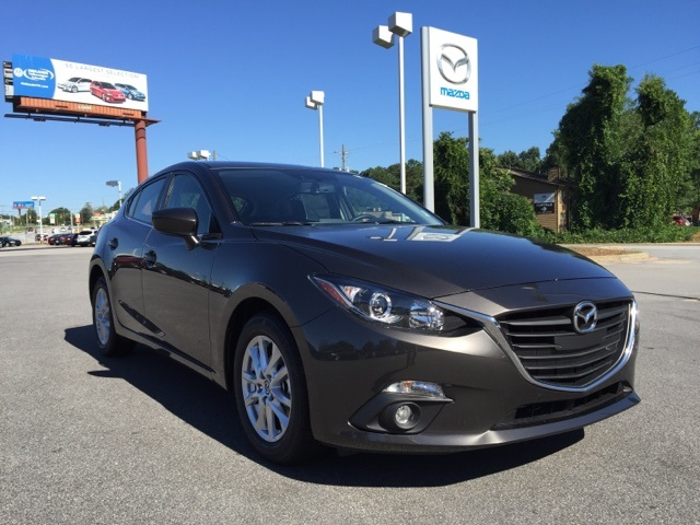 pre owned 2016 mazda mazda3 i touring 4d hatchback in columbia zpm3551 midlands mazda. Black Bedroom Furniture Sets. Home Design Ideas