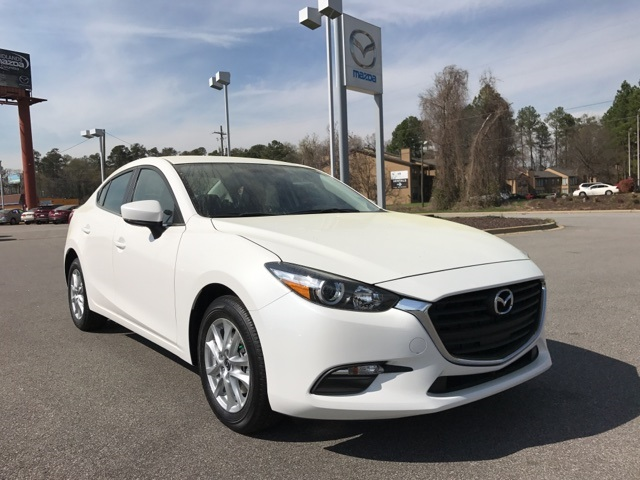 new 2017 mazda mazda3 sport base 4d sedan in columbia m30745 midlands mazda. Black Bedroom Furniture Sets. Home Design Ideas